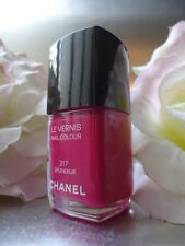 217 SPLENDEUR Bright Deep Fuschia CHANEL VERNIS NAIL COLOUR VARNISH NEW MINT BOX