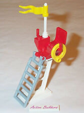 Lego Lifeguard Station / Referee Stand 41008 Friends Sports Pool Tennis Beach