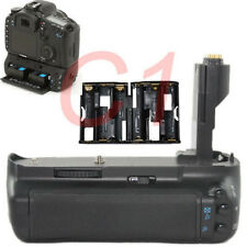 Vertical Battery Grip Pack for Canon EOS 7D BG-E7 BGE7 LP-E6 DSLR SLR Camera