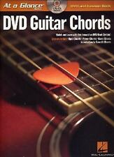 Guitar Chords BKDVD At a Glance Series DVD and Lesson Book