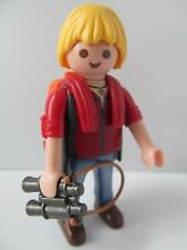 Playmobil Dollshouse/Camping holiday figure: Hiker with binoculars NEW