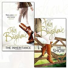Tilly Bagshawe Contemporary Collection, 2 Books Set (The Show & The Inheritance)