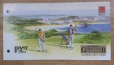 Nuovo di zecca FRANCOBOLLI: ALDERNEY Golf Club, attrezzature attraverso i secoli: 2001, Gomma integra, non linguellato
