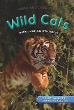 Reference Readers - Wild Cats (Read and Discover), , New Book