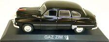 GAZ ZIM 12 PKW schwarz NEU 016 1:43  µ