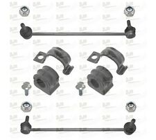 SKODA OCTAVIA FRONT ANTI-ROLL STABILISER DROP LINKS AND BUSHES KIT HD QUALITY S3