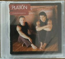 PLATON - Esperandote CD new sealed IMPORT from Spain Nuevo ( Locomia Loco Mia