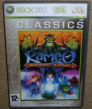 KAMEO ELEMENTS OF POWER GAME for MICROSOFT XBOX 360 BRAND NEW & FACTORY SEALED!