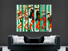NARUTO EVOLUTION MANGA   ART WALL LARGE IMAGE GIANT POSTER