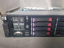 Enterprise HP PROLIANT DL380 G7 Dual XYNOS 2.66 GHz 12 Core 12 GB Ram 4x 72GB HD