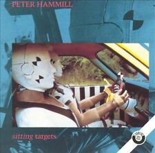 PETER HAMMILL (PETER JOSEPH... - Sitting Targets CD ** Excellent Condition **