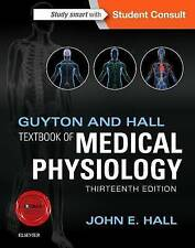 Guyton and Hall Textbook of Medical Physiology by John E. Hall 13e (PDF Version)