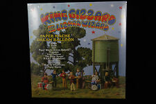 King Gizzard & The Lizard Wizard - Paper Mâché Dream Balloon Tri-Colour Tab Book