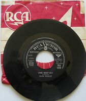 ELVIS PRESLEY*COME WHAT MAY*LOVE LETTERS*1966*RCA VICTOR 1526*EXC