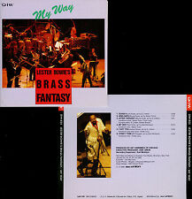 LESTER BOWIE 'S BRASS FANTASY  my way  / DIW JAPAN