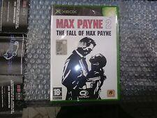 MAX PAYNE 2  xbox pal scatola ita NUOVO