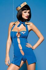 "Obsessive Stewardess Karneval Kostüm ""Air Hostess"" Gr.S/M OneSize"