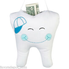 Blue Cap tooth fairy pillow Baby boy gift Toddler gift