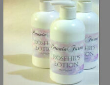ROSEHIPS SHEA BUTTER HAND BODY LOTION * * Clean Cotton Fragrance Rose hip Lotoni