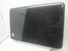 "HP Pavilion DV6-6000 LCD Back Cover Lid 15.6"" 640412-001 & Webcam Good Condition"