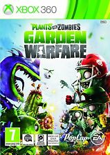 * XBOX 360 Refurbished GAME * PLANTS vs ZOMBIES GARDEN WARFARE