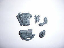 Warhammer 40K Space Marines Tactical Squad Missile Launcher - G102