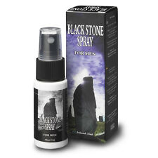 Original BlackStone Strong Herb Delay Spray Longer sex time NO oil Cream Pills