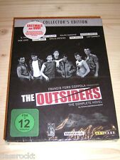 DVD - The Outsiders Collector´s Edition 2 DVD´s - OVP