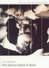 That Obscure Object of Desire (DVD, 2001, Criterion Collection)