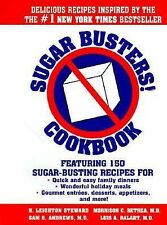 Sugar Busters! Quick and Easy Cookbook by Sam S. Andrews, Morrison C. Bethea,...