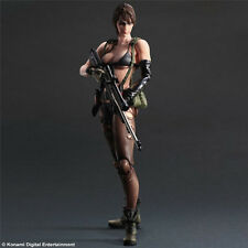 27cm SQUARE ENIX PLAY ARTS KAI PLAYARTS The phantom pain quiet Figure Model Toy