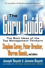 The Guru Guide: The Best Ideas of the Top Management Thinkers-ExLibrary