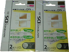 4 x Nintendo DS Lite NDS Screen Protector Cover Ultra thin