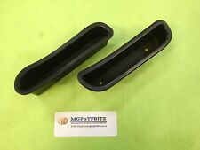 MGF MG TF LE500 PAIR DOOR CARD HANDLE / PULLS - EJE100270PMA EJE100260PMA
