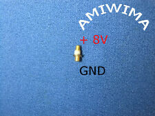 GUNN DIODE 10 GHZ NEC ND751 X-Band 3cm 10mW for Microwave oscillator Gunnplexer