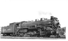 6AA292 RP 1950s? CANADIAN PACIFIC RAILROAD ENGINE #5341