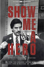 SHOW ME A HERO - OSCAR ISAAC   2016 SIX PART HBO MINI SERIES HUMAN DRAMA 2-DVD
