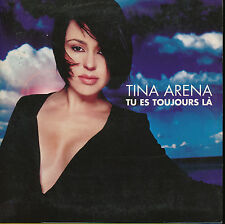 TINA ARENA CD SINGLE AUSTRIA TU ES TOUJOURS LA