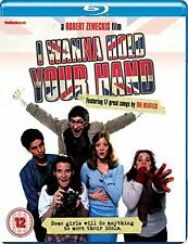 I Wanna Hold Your Hand - Blu ray NEW & SEALED - Nancy Allen