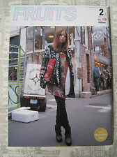 FRUITS MAGAZINE NO.139 2 2009 FASHION JROCK JAPAN EMO VISUAL KEI COSPLAY LOLITA