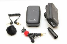 Rode Microphones RODElink Wireless Filmmaker Kit - Lav Kit with XLR Adapter