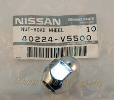 Nissan GQ GU Patrol Wheel Nut Genuine 40224-V5500