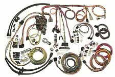 1957 Chevrolet Bel Air Full Size Tri 5 American Autowire Wiring Harness #500434