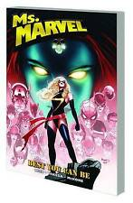 Ms. Marvel: Volume 9: Best You Can be by Brian Reed (Paperback, 2010)
