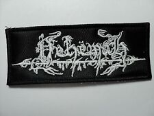 NEHEMAH  LOGO    EMBROIDERED PATCH