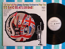 LEE CASTLE & THE JIMMY DORSEY ORCHESTRA Play Big Band Beatles Bag LP Pickwick