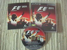 PLAYSTATION 3 PS3 F-1 FORMULA 1 2001 SPORTS PS3 USADO EN BUEN ESTADO