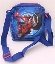 Marvel The Amazing Spider-Man Kids Boys Multi-Color School Bag  NWT