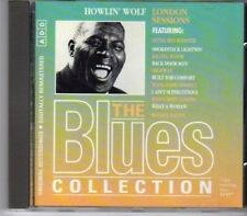 (CA215) Howlin' Wolf, London Sessions - 1993 The Blues Collection CD No 007