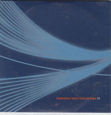EXPLORATORY MUSIC FROM PORTUGAL - CD various artists